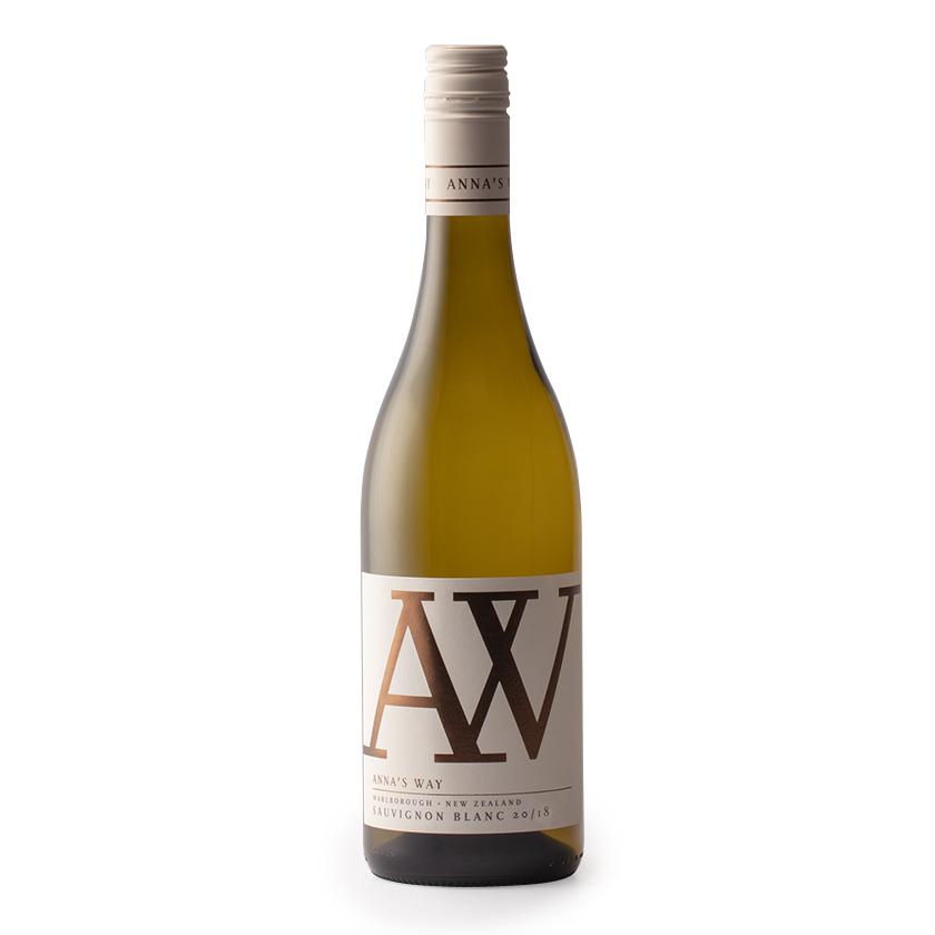 UUTUUS Anna's Way Sauvignon Blanc Uudesta-Seelannista