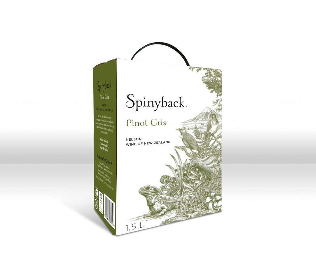 UUTUUS Spinyback Pinot Gris 1,5L