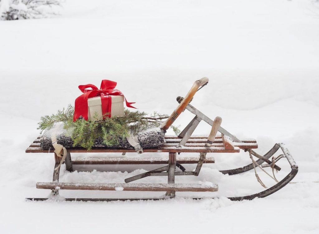 Tänä vuonna halusimme muistaa Syöpäsäätiötä joululahjalla