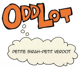 Odd Lot Petite & Petit Kaliforniasta Alkon erikoiseräuutuus!